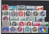Japan mint never hinged Stamps Ref 16021