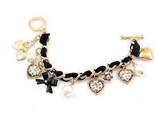 Rhinestone Acrylic Fashion Bracelets