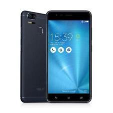 """ASUS Zenfone 3 Zoom ZE553KL Black Unlocked 4G LTE Dual SIM 64GB 5.5"""" Smartphone"""