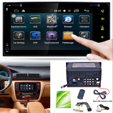 "7"" 2Din Car MP3/MP4/MP5 Player FM/AM GPS Navigation Bluetooth Free map AUX audio"