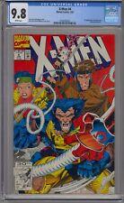 X-MEN #4 CGC 9.8 1ST OMEGA RED