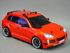 Custom RC 1/10 Drift PORSCHE CAYENNE SUV AWD Belt CAR RTR
