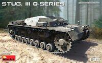 Miniart 1:35 StuG.III O-Series German Tank Model Kit