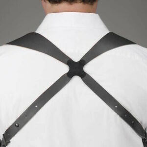 """Galco Miami Classic 2.75"""" WIDE HARNESS FOR SYSTEM in Black # SSHB"""