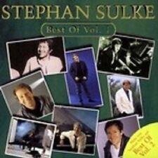 """STEPHAN SULKE """"BEST OF VOL.1"""" CD NEUWARE"""