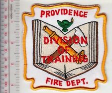 Providence City Fire Department PFD Division of Training Firefighter Academy