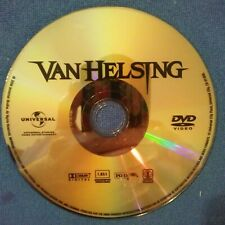 Van Helsing dvd Disc Only, No Usps Tracking!