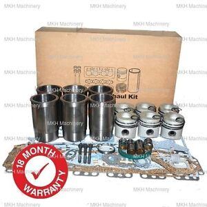 ENGINE OVERHAUL KIT FOR JOHN DEERE 3040 3050 3140 3350 3640 TRACTORS.