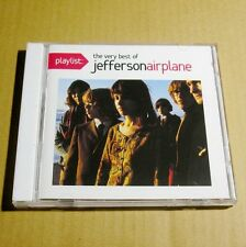 Playlist -  The Very Best Of Jefferson Airplane USA CD MINT Classic Rock #A03*