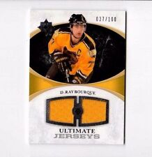 2011 Ultimate Collectors Hockey D.Ray Bourque 037/100 UJ-RB Jersey