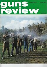 GUNS REVIEW - THREE ISSUES FROM 1982 (1 - 3)