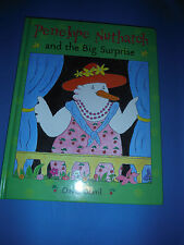 Penelope Nuthatch and the Big Surprise HC AR reading level 2.8 David Gavril EUC