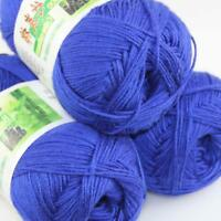 Sale New 3 Skeinsx 50g Soft Bamboo Cotton Baby Hand Knit  Shawls Crochet Yarn 23