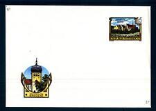 AUSTRIA - Cart. Post. - 1988 - Busta per l'entroterra - Castello di Ried Bregenz