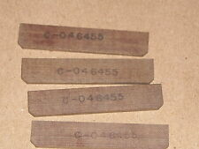Chicago Pneumatic, #C046455, #C-46455, Blade, 4pc, For CP-3070, New Old Stock