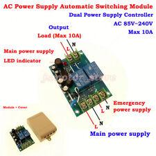 Conmutación automática de doble fuente de alimentación de CA Módulo Controlador desactivar en el conmutador