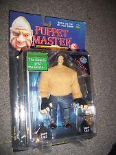 Puppet Master Pinhead Figura usando Puente Marrón