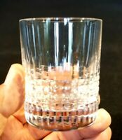 Beautiful Baccarat Nancy Small Whiskey Glass