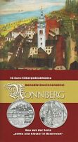 Austria 10 St Benediktinerinnenabteil Commemorative Coin IN Blister, Coin