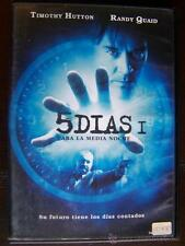 DVD 5 DIAS PARA LA MEDIA NOCHE I