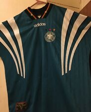 ORIGINAL VINTAGE 🇩🇪 GERMANY OLYMPIC SOCCER UNIFORM SHIRT!