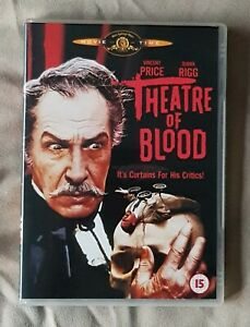 Theatre Of Blood (DVD, 2002)