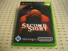 Second SIGHT per Xbox * OVP *