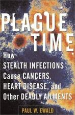 Plague Time: How Stealth Infections Cause Cancer-ExLibrary