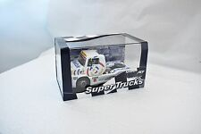 GB FLY TRACK SUPER TRUCKS REF. TRCK 4 SISU FIA ETRC 1995  WHITE TRUCK