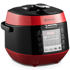 5.3 Qt 12-in-1 Programmable Multi-use  Electric Pressure Cooker Non-stick Pot
