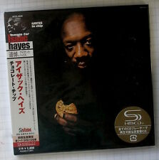 ISAAC HAYES - Chocolate Chip JAPAN SHM MINI LP CD OBI NEU UCCO-9520
