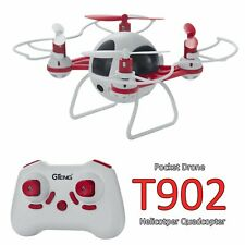 T902 Mini Drone 2.4G Mini RC Quadcopter Headless Mode Helicopter RC Toys RTF