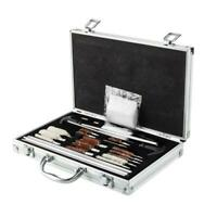 126pcs Outdoor Shotguns Barrel Cleaning Kit Silver