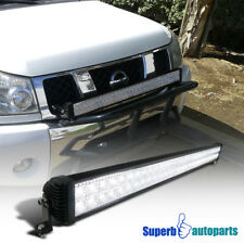 "40""X 3.8"" 60 SMD LED Rectangular Driving Work Light Truck Off Road 180W Fog Lamp"