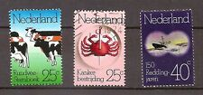 Nederland - 1974 - NVPH 1052-54 - Gebruikt - NK0250