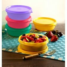 TUPPERWARE BUDDY BOWLS/ FOOD STORAGE CONTAINERS (2 PCS) CAPACITY -300 ML