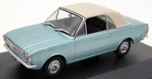 Oxford Diecast 1/43 Scale 43CCC001A - Ford Cortina MKII Crayford Conv