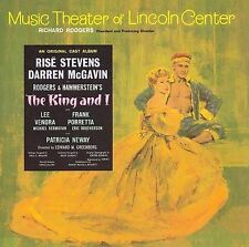 Unknown Artist The King and I (1964 Lincoln Center Cast CD