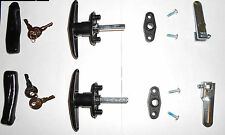Truck Cap,Topper, T-Handles  Locks 311 Clock Wise and Counter Clockwise Pair