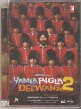 YAMLA PAGLA DEEWANA 2 (2013) DHARMENDRA, SUNNY DEOL, BOBBY DEOL - BOLLYWOOD DVD