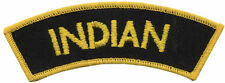 Indian Shoulder Embroidered Patch