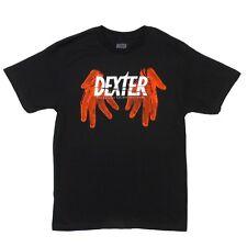 Show Time Dexter Not Exactly The Boy Next Door Adult T-Shirt Size S