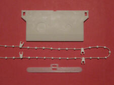 "VERTICAL BLIND 89MM (3.5"") REPAIR KIT 18 WEIGHTS HANGERS & CHAINS SPARES PARTS"