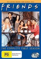 Friends : Series 1 (DVD, 2006, 4-Disc Set)