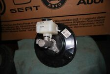 VW MK4 Brake Booster and Master Cylinder.  Brand new factory VW parts