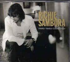Richie Sambora-Hard Times Come Easy Promo cd single