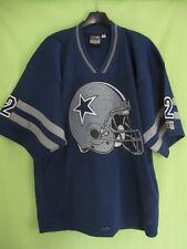 Maillot Cowboys Dallas Football Americain #32 Jersey Campri Vintage - M