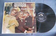 MEXICO DE MIS RECUERDOS, SOUNDTRACK BY ERNESTINA GARFIAS  MEXICAN LP