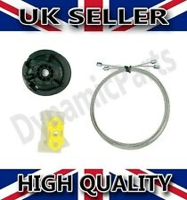 VAUXHALL MERIVA ELECTRIC WINDOW REGULATOR REPAIR KIT REAR RIGHT