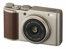 Fujifilm XF10 24.2MP Camera - Gold. New with Fujifilm USA 1-Year Warranty